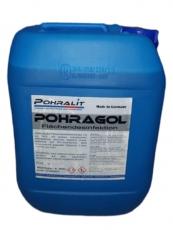 POHRAGOL Flächendesinfektionsmittel - 10Ltr. Kanister