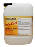 POLY-CARE - Komplexer Oberflächenschutz für Kunststoffe, Metall, Holz und Steinprodukte - Kanister á 10Ltr.