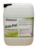 GRÜN-FREI - ohne Glyphosat zur Beseitigung von organischen Umweltbedingten Verschmutzungen - Kanister á 10Ltr.